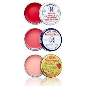 $13.4(原价$16)Rosebud 玫瑰花蕾护唇膏3件套