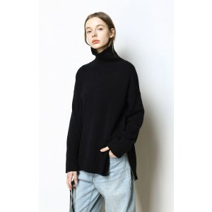 FEW MODAAldren black turtleneck CRTP0177
