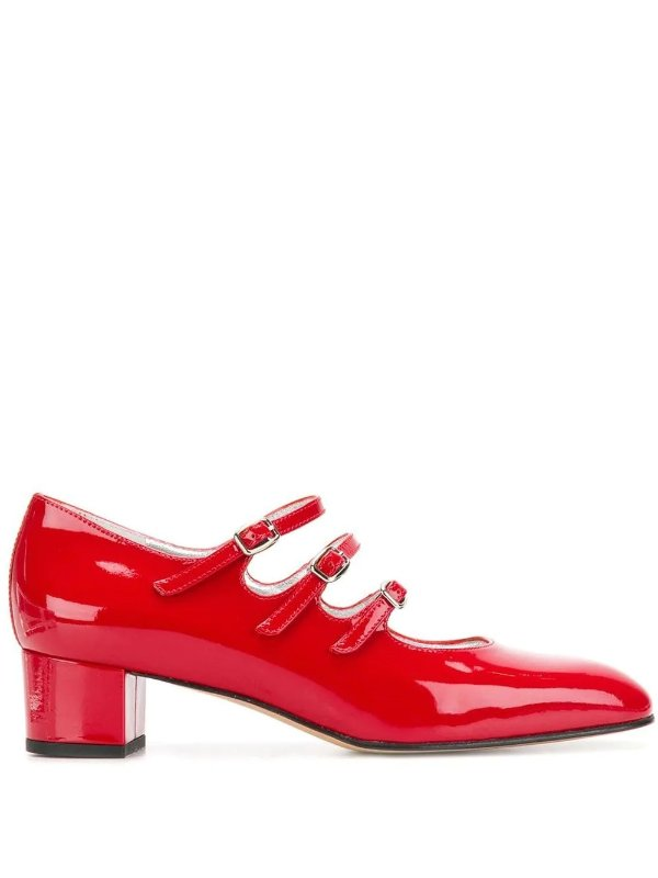 Kina 40mm玛丽珍鞋
