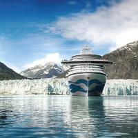 阿拉斯加冰川游轮