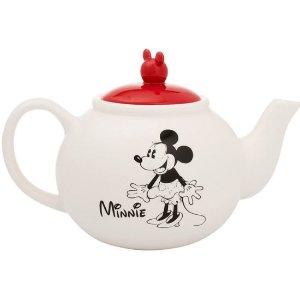 Vandor米奇图案陶瓷茶壶