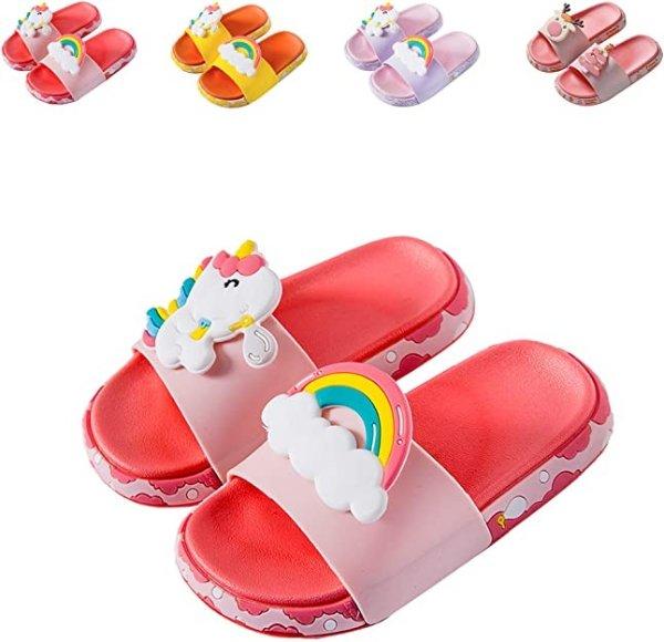 儿童防滑拖鞋