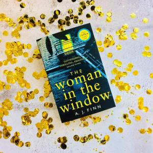 Sunday Times热评心理惊悚小说新版开售后窗女人The Woman in the Window 英亚本周打榜