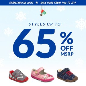 Up to 65% OffChristmas in July sale @ pediped OUTLET