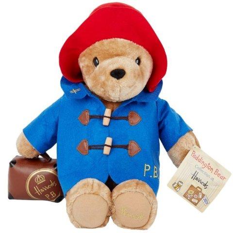 5折起 封面帕丁顿熊£30收Harrods 自有品牌热卖 收玩具泰迪熊、精致文具、Tote包