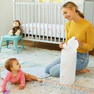 低至$4.9史低价:Munchkin 尿布桶及滤芯、浴盆、湿巾加热器等特卖