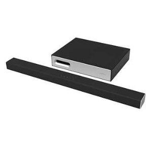 黑五价:Vizio SB3621n-G8 36吋 2.1声道音箱条 超薄低音炮