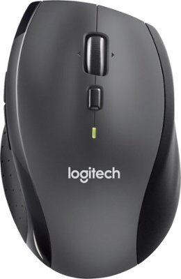 Logitech Marathon Mouse M705 Wireless Laser Mouse