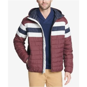 e5407c3a Tommy HilfigerMen's Color Block Hooded Ski Coat, Created for Macy's. $68.24  $195.00. Tommy Hilfiger Men's ...