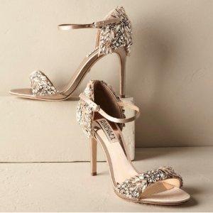 Badgley Mischka Shoes @ Neiman Marcus