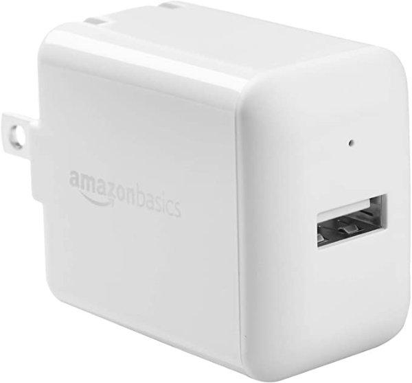 12W USB-A 充电头