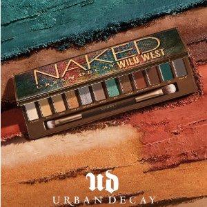 限时8折 €40.95收谢可寅同款Urban Decay Naked 西域沙漠盘 金棕苍绿 变身异域辣妹