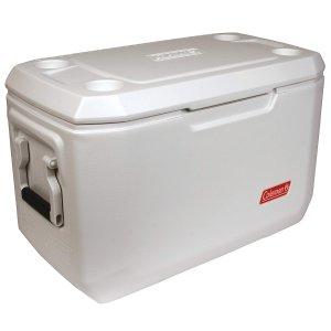 $68.99 (原价$100.74)史低价:Coleman Xtreme70夸脱大容量冷藏箱 野餐BBQ不能少