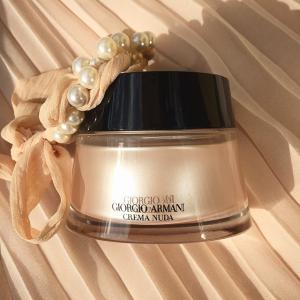 Last Day: $96 (Original $120)CREMA NUDA SUPREME GLOW REVIVING TINTED CREAM @ Giorgio Armani Beauty