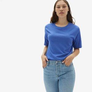 EverlaneAir 蓝色T恤