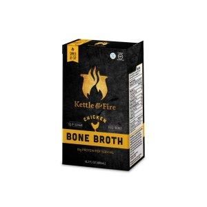 2 PacksChicken Bone Broth - 16.2oz