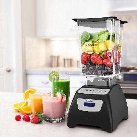 $199.99Blendtec Classic 570 + 90 oz. + 3-Speed Blender