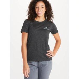 Marmot女款运动T恤