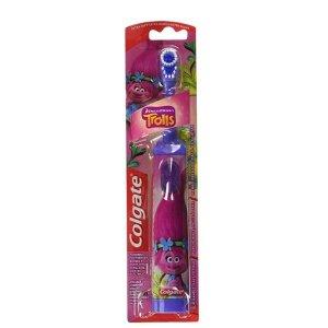 史低价$2.49(原价$9.49)Colgate 高露洁超软儿童电动牙刷