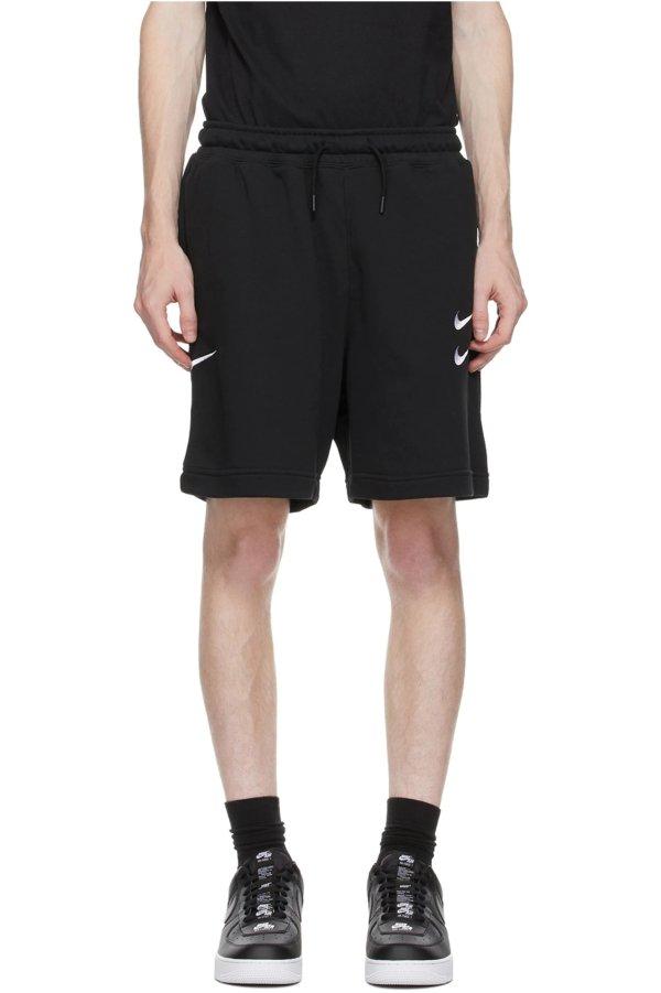 logo短裤