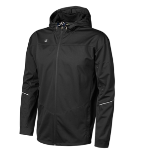 Champion Men's Hooded Softshell Jacket