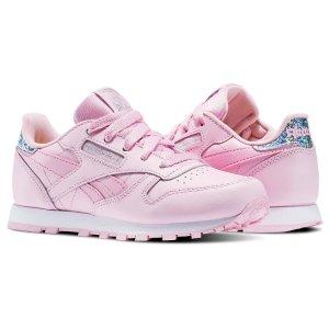 包邮 封面款$22.48 (原价$55)Reebok 官网童鞋服饰促销区额外7.5折
