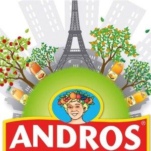 7.6折起 平均一包才€0.45Andros 国民果泥 不含添加剂 懒人吃货福音 随时随地来一包