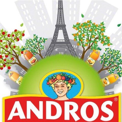 6.9折起 低至平价€0.27/包Andros 国民果泥 不含添加剂 懒人吃货福音 随时随地来一包