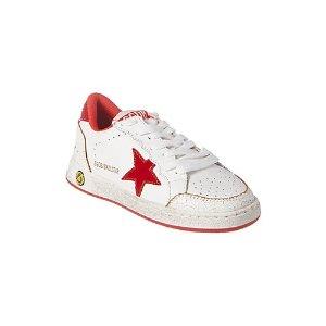 GOLDEN GOOSEBall Star 皮质小脏鞋