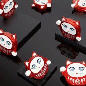 £155入封面款招财猫包上新:可爱升级!Karl Lagerfeld 日本系列 和风招财猫进击!