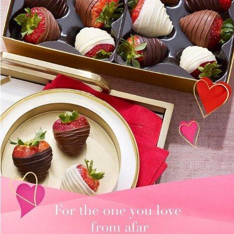 爱心巧克力礼盒最低£9.99情人节巧克力、花束精选产品汇总 送TA满满氛围感的爱