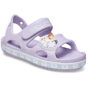 Crocs儿童 冰雪奇缘 凉鞋