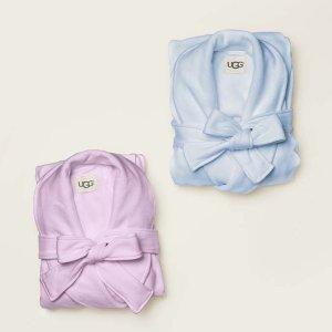 7折 雪地靴$98码全UGG Australia官网 紫色和天蓝色美腻单品促销