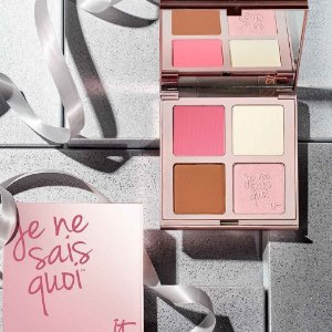 Get Face Palettewith any $50 Order  @ IT cosmetics