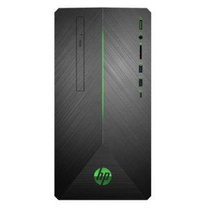 $549.99  (原价$829.99)HP Pavilion Gaming 台式机 (Ryzen 5 2400G, RX580, 8GB, 128GB+1TB)