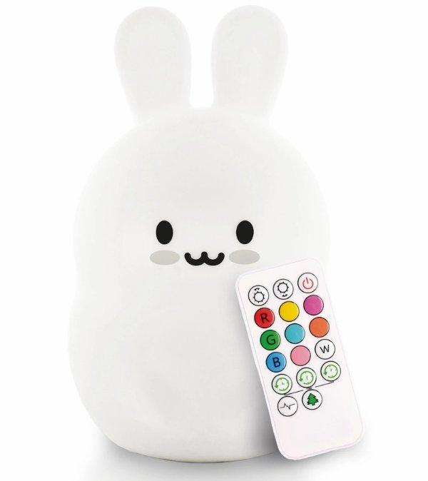 LumieWorld LumiPets 小兔硅胶小夜灯