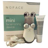 NuFace Mini 白色 美国进口微电流提拉紧肤瘦脸美容仪 迷你版