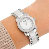 Tissot T-Trend 系列镶钻时装女表