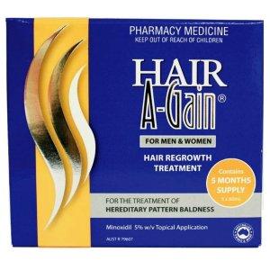 Hair A-Gain 生发乳 60ml 5个月量