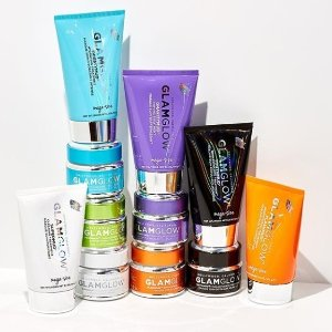 Buy one get one freeWith selected items @ GlamGlow