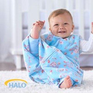 低至5折即将截止:HALO 宝宝睡袋等产品促销 解决宝宝踢被问题
