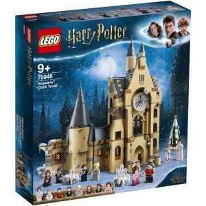 Lego哈利波特系列:霍格沃茨的钟楼 (75948)
