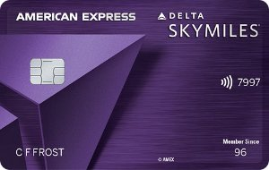 Limited Time Offer: Earn 80,000 bonus miles and 20,000 Medallion® Qualification Miles (MQMs). Terms Apply.Delta SkyMiles® Reserve American Express Card