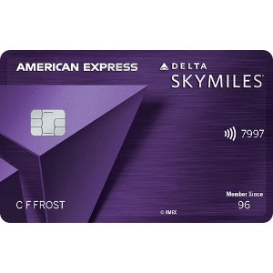 Earn 40,000 bonus miles and 10,000 Medallion Qualification Miles. Terms Apply.Delta SkyMiles® Reserve American Express Card