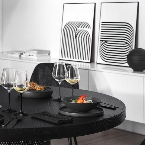 低至5折 €39就收粗瓷餐具套装Galeria 本周折扣汇总 家居床品、玻璃制品、餐具套装全都有