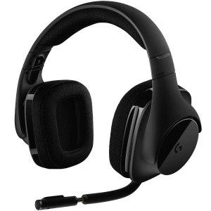 $72.9 包邮Logitech G533 无线全尺寸7.1声道电竞耳机