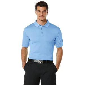 Big & Tall Performance Solid Polo