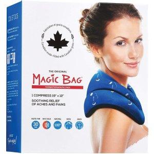 $19.99(原价$25.2)Magic Bag 冷热两用 肩颈冰敷/热敷袋 获得FSA认证 医疗用品级