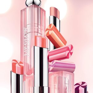New Arrival! Dior Lip Glow to the Max Hydrating Color Reviver Balm @ Nordstrom