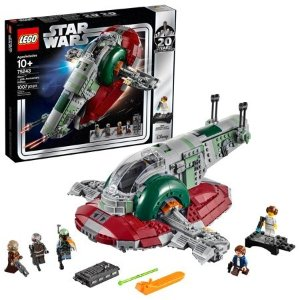 LegoNewStar Wars TM 20th Anniversary Edition Slave l 75243